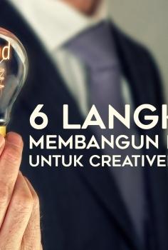 6 Langkah Membangun Brand bagi Creativepreneur