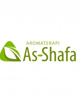 Logo As-Shafa Aromaterapi