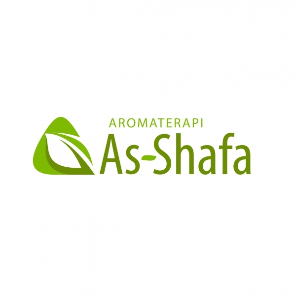 Logo As-Shafa Aromaterapi