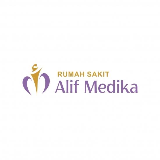 Logo Rumah Sakit Alif Medika