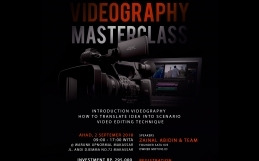 WORKSHOP VIDEOGRAPHY BARENG FOUNDER MOTIVO.ID