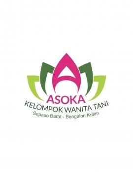 Logo Asoka Kelompok Tani